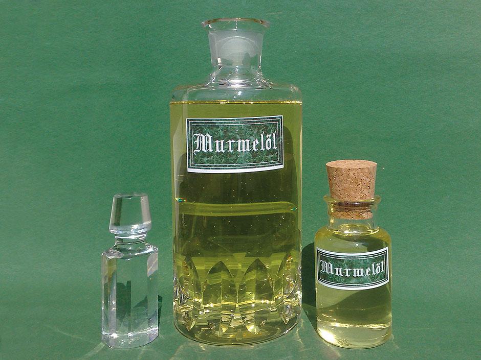 Murmeltieröl